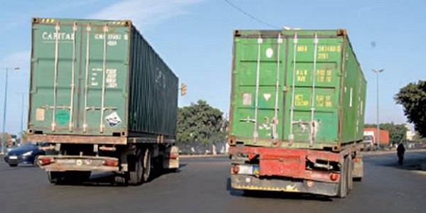 communiqu de presse sur la s curit routi re dans le domaine du transport des conteneurs. Black Bedroom Furniture Sets. Home Design Ideas