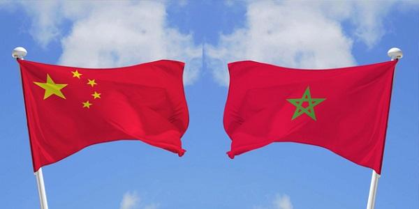 بعد احياء العلاقات مع رُوسيا، محمد السادس يحل بالصين بعد 14 عاماً من الغياب Chine-maroc